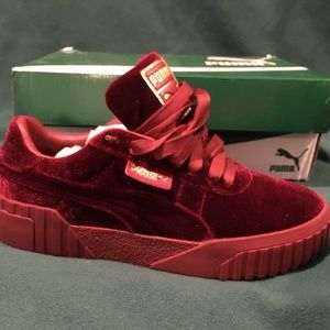 374b1c412504a Puma Women Shoes Color Red on Poshmark